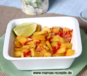 Ananas Chili Beilage