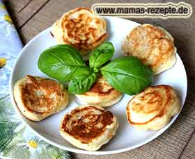 Blinis Grundrezept