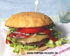 Cheeseburger Rezept
