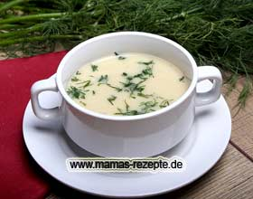 Dill Cremesuppe