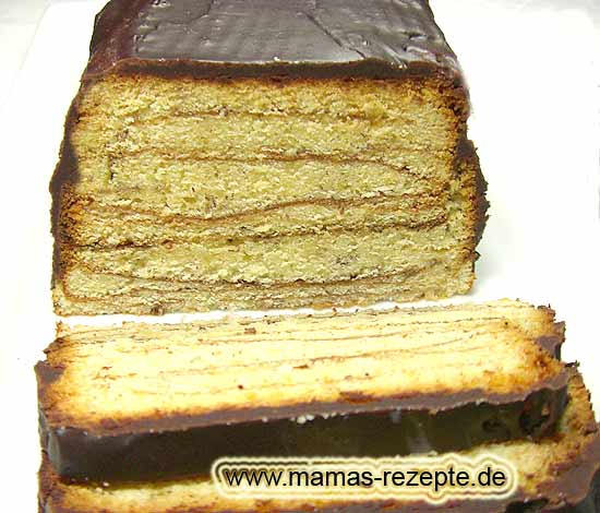 baumkuchen mit schokoladenguss rezepte suchen. Black Bedroom Furniture Sets. Home Design Ideas