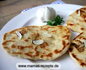 naan brot mit backpulver mamas rezepte mit bild und kalorienangaben. Black Bedroom Furniture Sets. Home Design Ideas