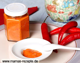 piri piri sauce rezept mamas rezepte mit bild und. Black Bedroom Furniture Sets. Home Design Ideas